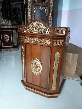 Mimbar masjid al quddus