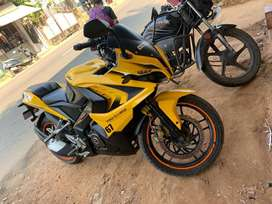 Pulsar RS 200 ABS (2015 model)