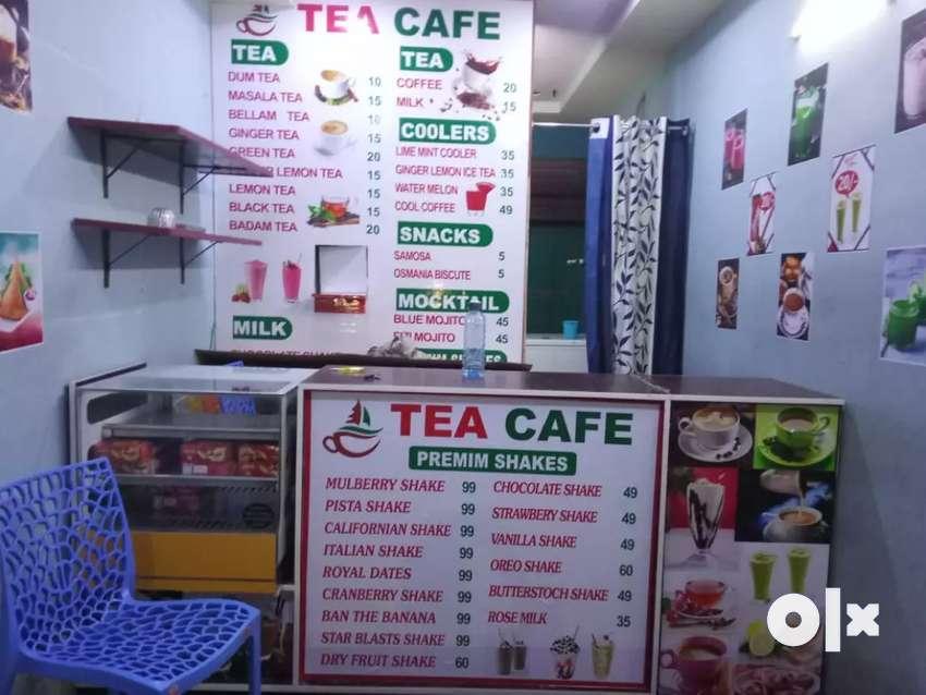 Tea Cafe for sale 0