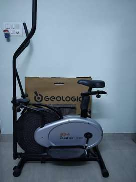 Less used Gym cycle