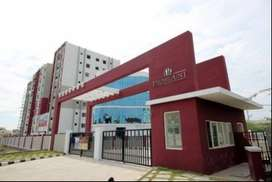 1 year old flat for rent in Nagaram