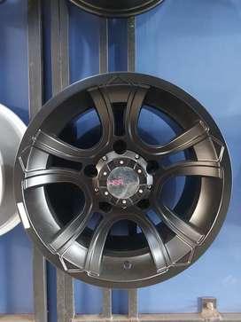 Velg Peak HSR R15 cocok untuk jimny katana escudo dll