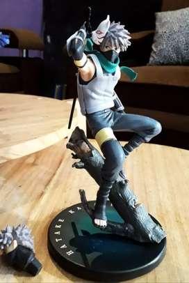 Action figure kakashi naruto