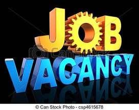 accountant/ back office/tellecaller job