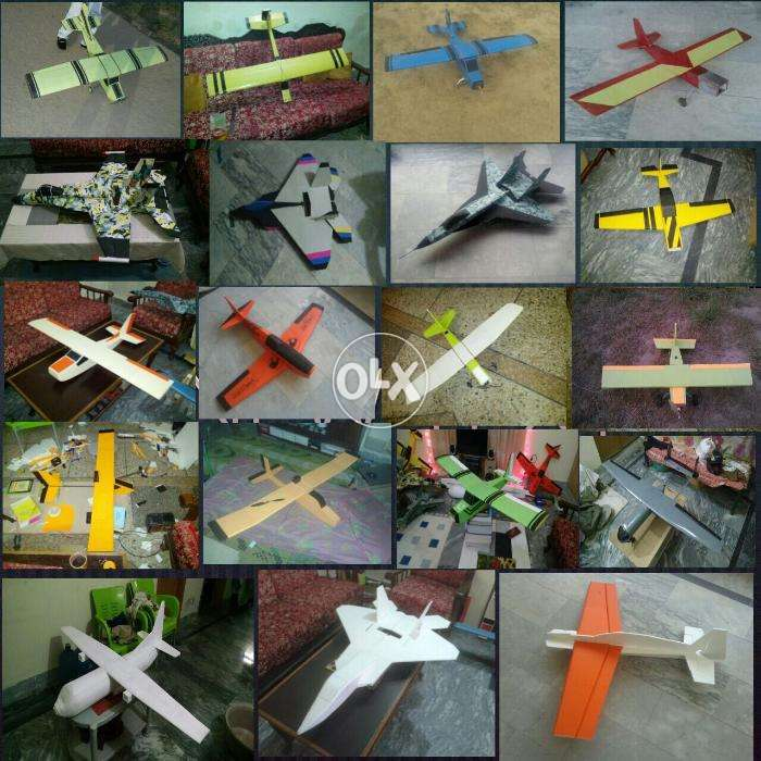 scratch build rc plane KIT ONLY 0