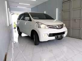 Toyota Avanza G AT 2014 Putih