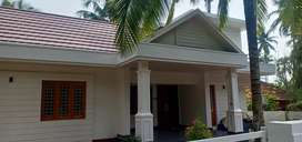 Brand new House for Sale at Peramanglam, 200 mtr from NH