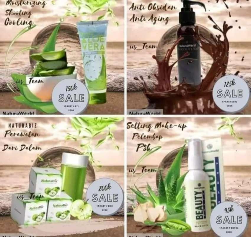Produk Skincare Naturaworld 0