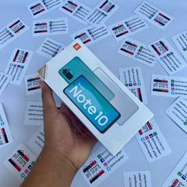 Xiaomi Redmi Note 10 4/64 Garansi Resmi