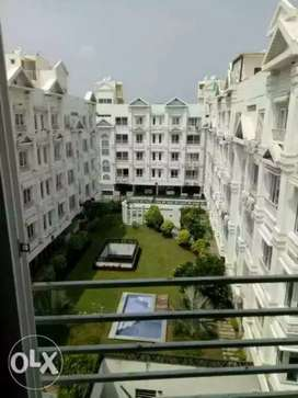3 BHK FLAT FOR SALE NEW FLAT SEMI FURNIS SINDHU BHAWAN ROAD BODAKDEV