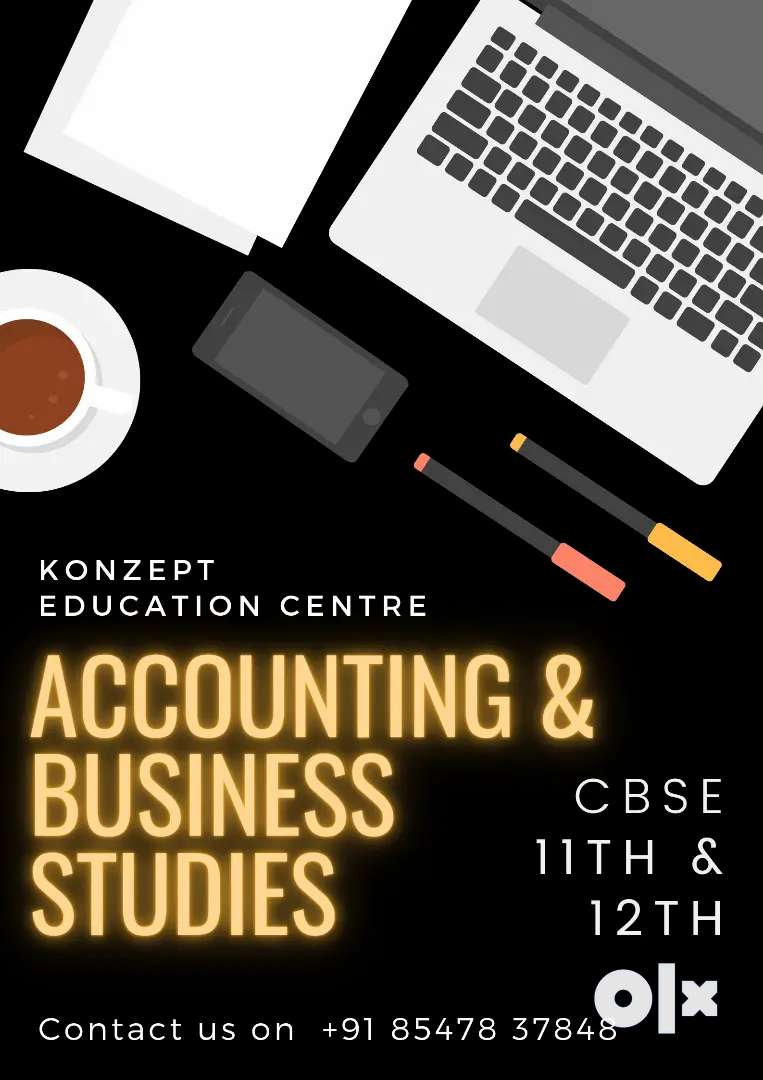 11th & 12th Tuition - Accountancy & Business Studies 0