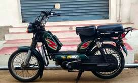 TVs lx heavy duty single owner very good condition engine