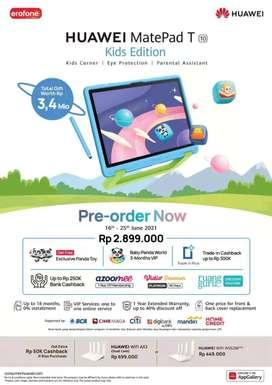 Tablet Anak Matepad T10 Kids Edition