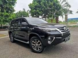 Toyota Fortuner VRZ 2018 Hitam Full Original tgn 1 pribadi