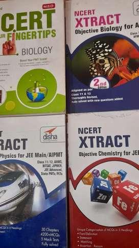 NCERT XTRACT for (NEET and JEE aspirants ).