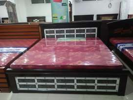 Double cot king size