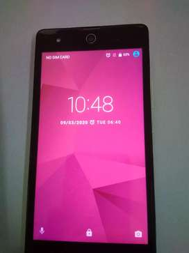 Excellent condition smart phone front & back camera 1gb ram 3g bill h