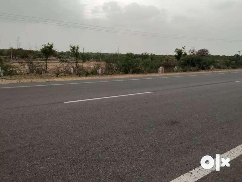 Rs 7500/- sq yard Highway Facing layout at Kadthal Srisailam Hwy 0