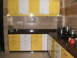 New & Beautiful 2 bhk semi furnished flat near Nirmala Road