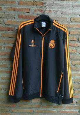 Jaket ADIDAS Real Madrid Official Champion League. S euro fit M-L Slim