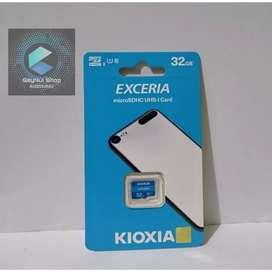 MICROSD KIOXIA 32 GB ORIGINAL REBRAND TOSHIBA
