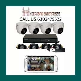Cp Plus Or Hikvision 40% Off Cctv Cameras setup installation