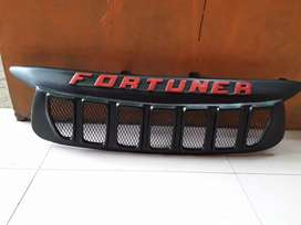 Grill fortuner 2009