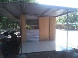 Disewakan Stand / Lapak ditaman Udayana dpn Fitness Center