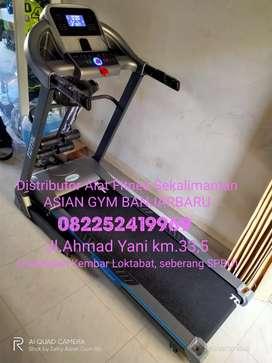 Ready treadmill elektrik TL 270 2hp auto incline
