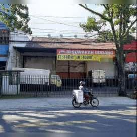 Gudang Luas Sewah Murah Lokasi Sangat Strategis Pusat Kota Malang