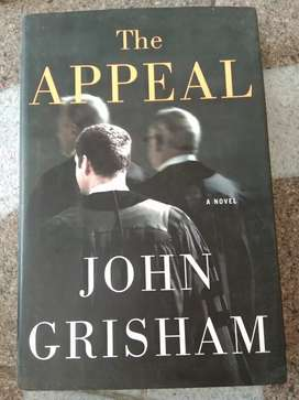 NOVEL JOHN GRISHAM THE APPEAL bhs.inggris