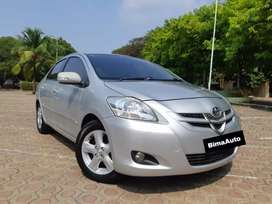 Toyota VIOS Tipe G AT 2009 Full SPEC Airbags ABS Promo TDP 5jt