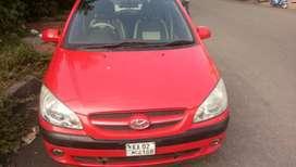 Hyundai Getz Prime 1.3 GVS, 2007, Petrol