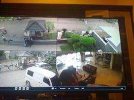 JUAL NEW CAMERA CCTV INDOOR HONEYWELL 2.0 MP FULL HD 4 IN 1 BODI BESI