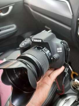 Canon Eos 1200D Mulus Banget