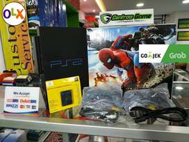 Sudah Full Games PS2 Fat N/A 160GB ++ Free MC Save 8MB