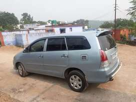 All paper is ok , all tyre is new innova is fully condition