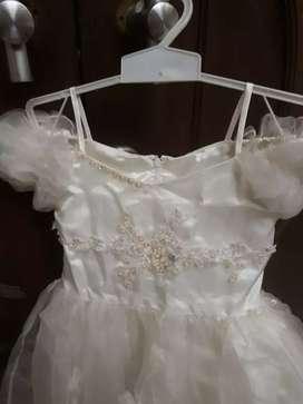 Preloved anak gaun anak dress pesta baju anak