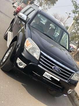 Ford Endeavour 2003-2013 2.5L 4X2 MT, 2010, Diesel