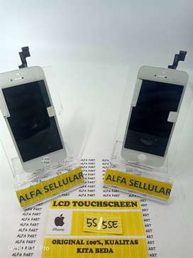 Lcd IPHONE 5S Fullset Touchscreen Original apple 100%