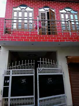 2BHK with car parking for family