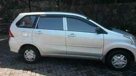 Jual mobil Daihatsu xenia silver tipe x tahun 2013