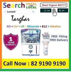 Tar20.3 AquaGrand RO Water Purifier Water Filter AC dth bed car TV Aqu