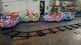 Dinamo wahana odong odong NV mini coaster