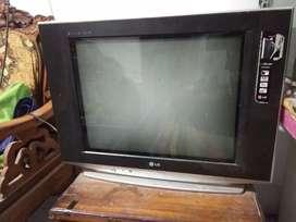 TV LG 14 inc.  kondisi bekas tp  Ok  Tdk ada remotnya.