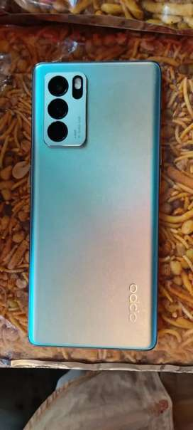 OPPO Reno 6pro new condition 2month old only Rs 32999.