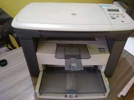 Hp 1005  printar all in one photocopy scan printing