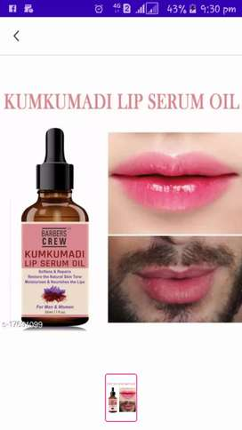 Kumkumadi lip oil