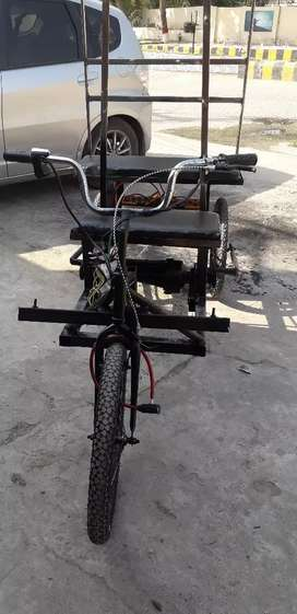 Electric Tricycle (local made)