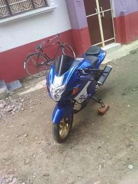 Hayabusa modified